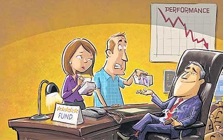 worried investor